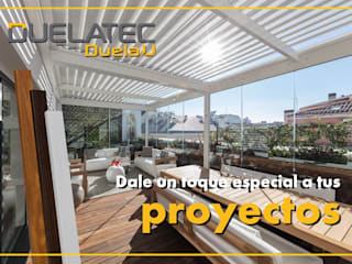 Lamitec SA de CV Patios & Decks Metal Wood effect