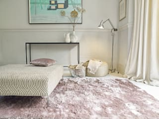 www.tappeti.it BedroomTextiles Synthetic Pink