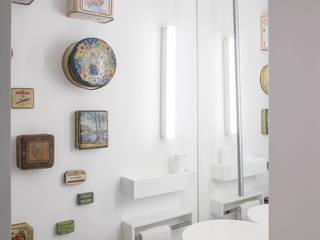 Casas de Banho Atelier Renata Santos Machado Casas de banho modernas