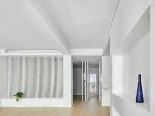 Kahane Architects Living room