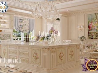 Luxury Antonovich Design Kitchen
