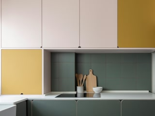 Moderne keukens van Eightytwo Modern