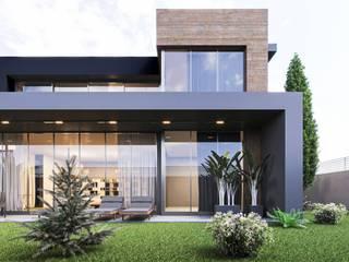 VERO CONCEPT MİMARLIK Modern houses