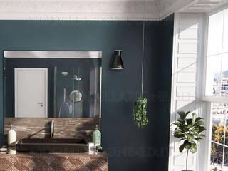 Alessandro Chessa Minimalist style bathrooms