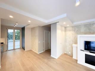 Yome - your tailored home 现代客厅設計點子、靈感 & 圖片