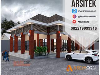 Jasa Arsitek Bandung   Jasa Desain Rumah Bandung   Jasa Desain Interior Bandung   Kota Bandung   Jasa kontraktor Bandung Archicon Architect Kamar tidur anak perempuan Chipboard Grey