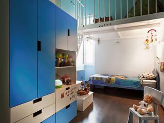 Colors in love - Progettazione e ristrutturazione appartamento 100 mq - Roma Prati di Gruppo Castaldi | Roma Moderno