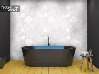 Nikkel Art Modern bathroom