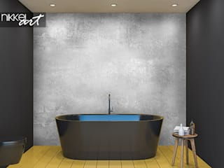 Nikkel Art Modern bathroom