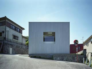 藤原・室 建築設計事務所 Wooden houses Wood Grey