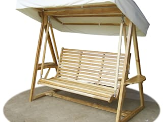 CV. Talang Mas Garden Swings & play sets Kayu Wood effect
