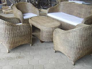 CV. Talang Mas Living roomSofas & armchairs Rotan/Anyaman