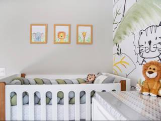 Quarto do Gabriel JuBa - Arquitetando Ninhos Quartos de bebê