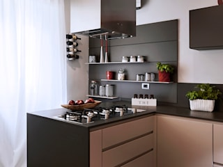 Progettazione e ristrutturazione di un appartamento di 90 MQ | Progettazione e ristrutturazione Roma Balduina di Gruppo Castaldi | Roma Moderno