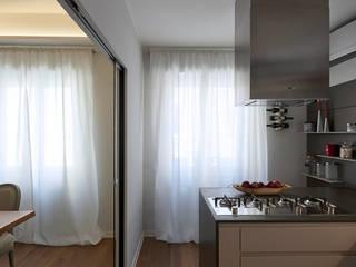 Progettazione e ristrutturazione di un appartamento di 90 MQ | Progettazione e ristrutturazione Roma Balduina di Gruppo Castaldi | Roma Classico