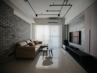 室內規劃配置 亞伯空間設計 客廳