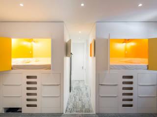 Rénovation d'une maison à Lyon Synesthésies Chambre d'enfant classique