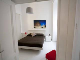 Pamela Tranquilli Minimalistische Hotels Holz Weiß