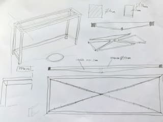 Renato Fernandes - arquitetura ArtSculptures Papier Noir