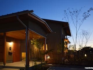 アグラ設計室一級建築士事務所 agra design room Casas modernas