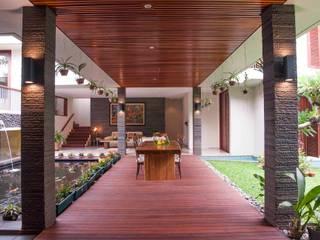CBR House BAMA Koridor & Tangga Tropis