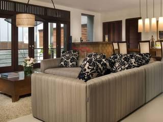 BP Residence BAMA Ruang Keluarga Modern