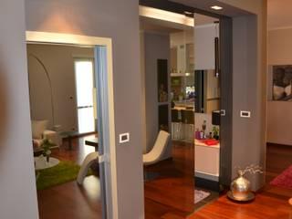 Silvia Camporeale Interior Designer Living room Glass Transparent