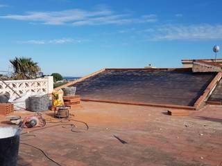 Dach mit Aufdämmung, Tejado con Aislamiento Termico Hemme & Cortell Construcciones S.L.