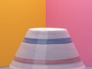 Valentina   Lamp Cart'n CasaAccessori & Decorazioni Ceramica Bianco