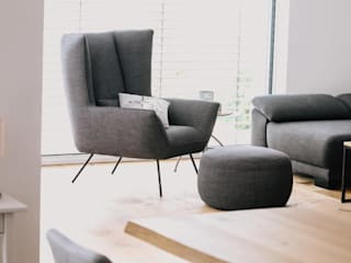 Blickfang - Elemente Dining roomChairs & benches Kayu Brown