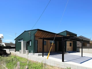 ㈱ライフ建築設計事務所 Eclectic style houses