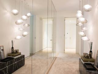 Corredores e Halls de Entrada Atelier Renata Santos Machado Corredores, halls e escadas modernos