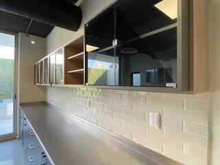 Interklozet- Closets, Cocinas, Baños y Puertas en San Luis Potosí Ruang Studi/Kantor Modern