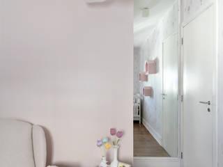 DCC by Next arquitetura Dormitorios de niñas Rosa