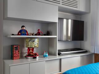 DCC by Next arquitetura Dormitorios de niños Madera Gris