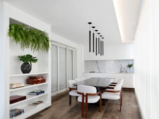 DCC by Next arquitetura Balkon White