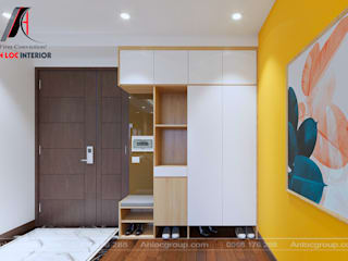 THIET KE AN LOC Salas de estilo moderno