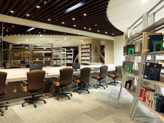 I Care Library BAMA Koridor & Tangga Modern