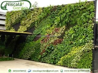 Tukang Taman Vertikal Jember NISCALA GARDEN | Tukang Taman Surabaya Hotel Tropis