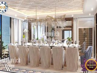 Luxury Antonovich Design Salas de jantar clássicas