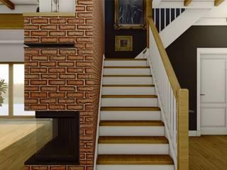 STTYK - Pracownia Architektury Wnętrz i Krajobrazu Stairs