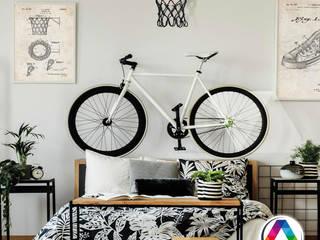 Dormitorios ¡Ilumínalos con estilo y diseño! La Casa de la Lámpara Oficinas y tiendas de estilo moderno