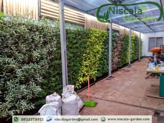 Tukang Taman Vertikal Pasuruan NISCALA GARDEN | Tukang Taman Surabaya