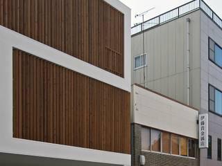 空間建築-傳 Casa unifamiliare Bianco