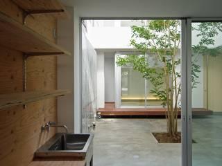空間建築-傳 Studio in stile scandinavo Grigio
