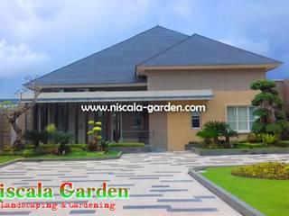 Tukang Taman Pasuruan NISCALA GARDEN | Tukang Taman Surabaya Halaman depan