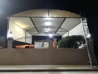 Instalación de malla sombra en Tijuana Lonas y malla sombras Tijuana Balcones y terrazasAccesorios y decoración