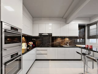modern  by Monnaie Interiors Pvt Ltd, Modern