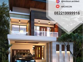 Jasa Arsitek Bandung   Jasa Desain Rumah Bandung   Jasa Desain Interior Bandung   Kota Bandung   Jasa kontraktor Bandung Archicon Architect Kamar Tidur Minimalis Batu Tulis Green