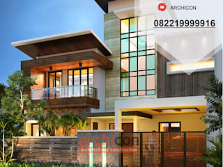 Jasa Arsitek Bandung   Jasa Desain Rumah Bandung   Jasa Desain Interior Bandung   Kota Bandung   Jasa kontraktor Bandung Archicon Architect Kamar tidur anak laki-laki Batu Tulis Blue